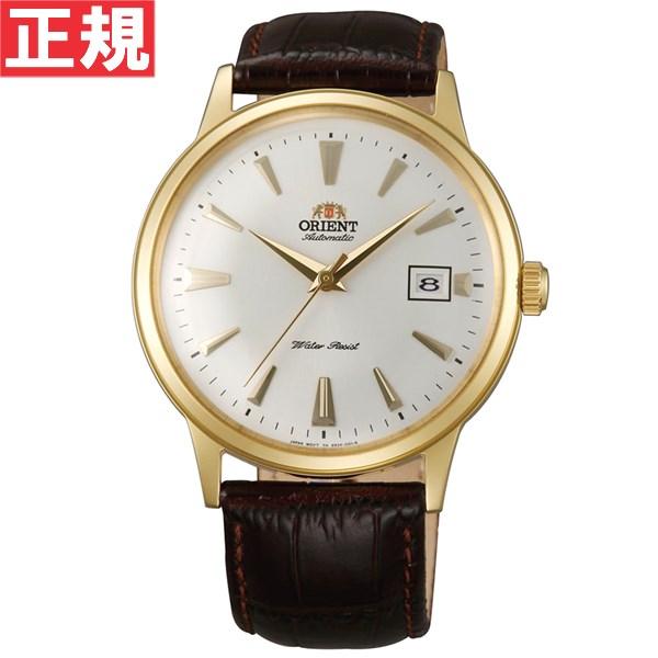 オリエント ORIENT 逆輸入モデル 海外モデル 腕時計 メンズ 自動巻き バンビーノ Bambino SAC00003W0