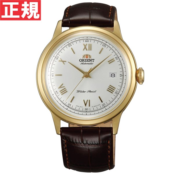 【SHOP OF THE YEAR 2018 受賞】オリエント ORIENT 逆輸入モデル 海外モデル 腕時計 メンズ 自動巻き バンビーノ Bambino SAC00007W0