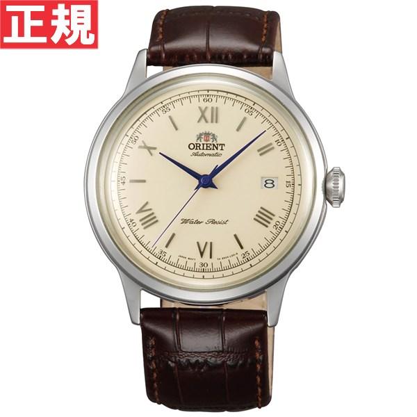 オリエント ORIENT 逆輸入モデル 海外モデル 腕時計 メンズ 自動巻き バンビーノ Bambino SAC00009N0