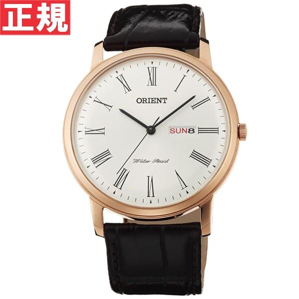 【お買い物マラソンは当店がお得♪本日20より!】オリエント ORIENT 逆輸入モデル 海外モデル 腕時計 メンズ/レディース SUG1R006W6