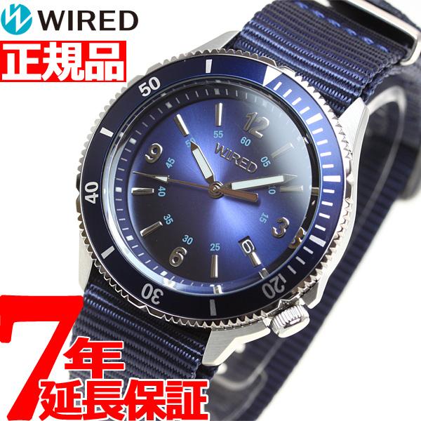 セイコー ワイアード SEIKO WIRED 腕時計 メンズ AGAJ404