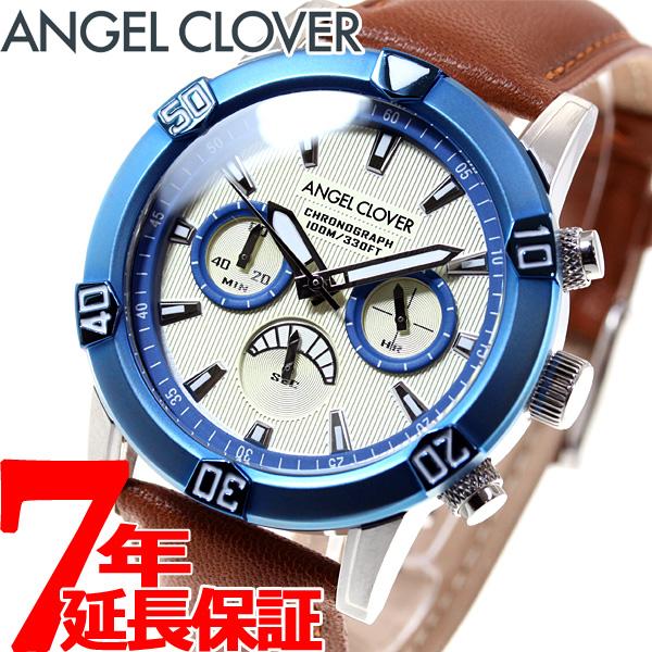 エンジェルクローバー AngelClover 腕時計 メンズ ブリオ Burio BR43BUIV-LB