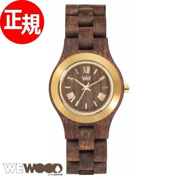 WEWOOD ウィーウッド 腕時計 レディース 木製 CRISS MB CHOCO GOLD 9818146