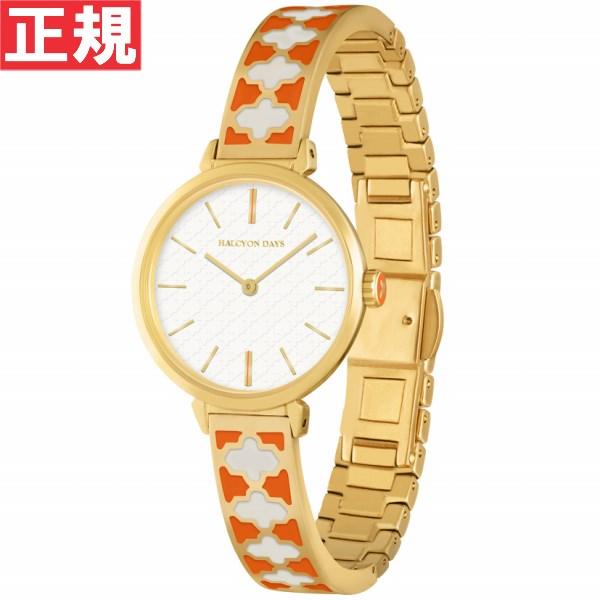 ハルシオンデイズ HALCYON DAYS 腕時計 レディース Agama HD4008