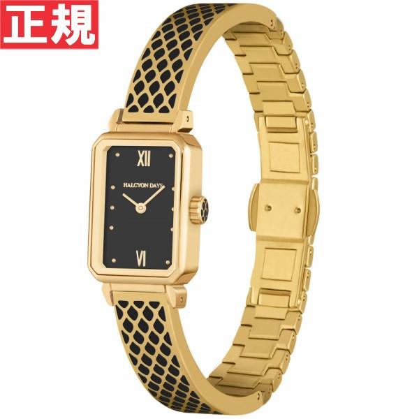 ハルシオンデイズ HALCYON DAYS 腕時計 レディース Salamander Original HD4022