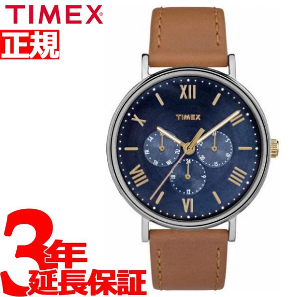 タイメックス TIMEX サウスビュー マルチ SOUTHVIEW MULTI 41mm 腕時計 メンズ TW2R29100