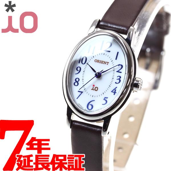 オリエント イオ ナチュラル&プレーン ORIENT iO NATURAL&PLAIN 腕時計 レディース WI0491WD