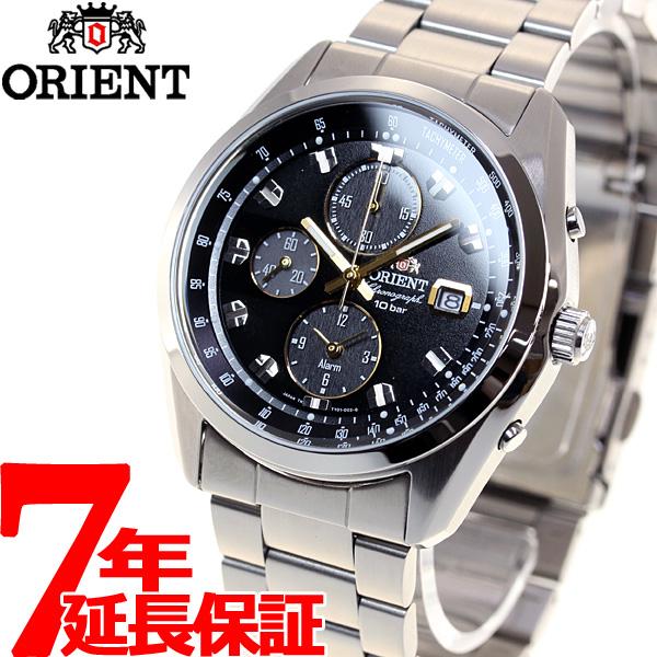 オリエント ネオセブンティーズ ホライズン ORIENT Neo70's ソーラー 腕時計 メンズ クロノグラフ WV0091TY