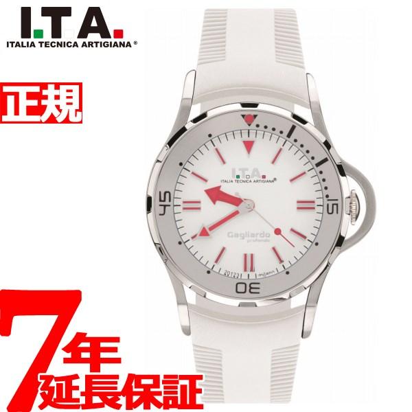 I.T.A. アイティーエー 腕時計 メンズ/レディース ガリアルド・プロフォンド Gagliardo profondo 24.01.01