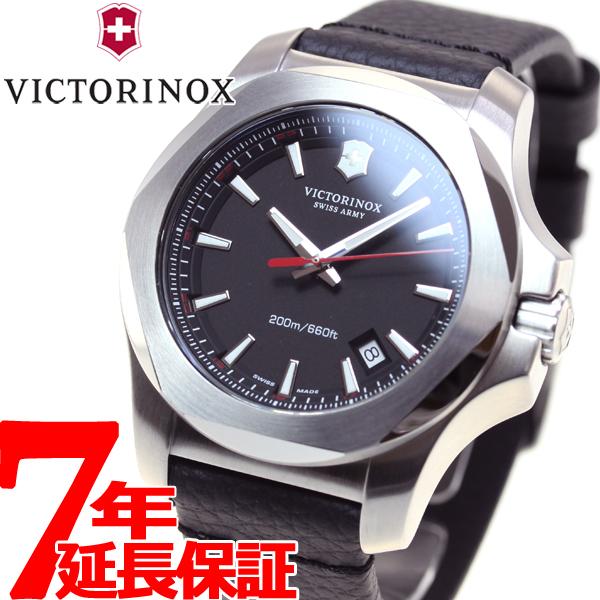 ビクトリノックス VICTORINOX 腕時計 メンズ イノックス レザー I.N.O.X. LEATHER ヴィクトリノックス 241737