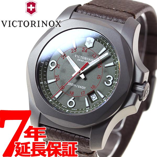 ビクトリノックス VICTORINOX 腕時計 メンズ イノックス タイタニウム パイロット I.N.O.X. TITANIUM 2017年バーゼルモデル 日本先行 241779