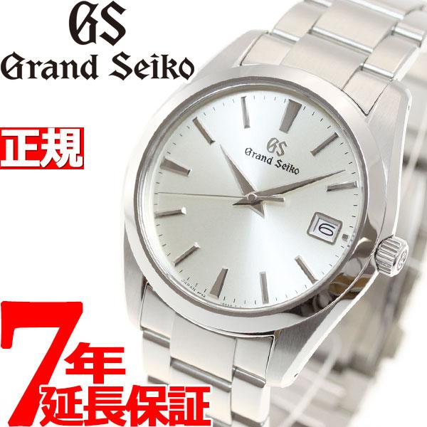 グランドセイコー クオーツ メンズ 腕時計 セイコー GRAND SEIKO 時計 SBGV221【正規品】【60回無金利】