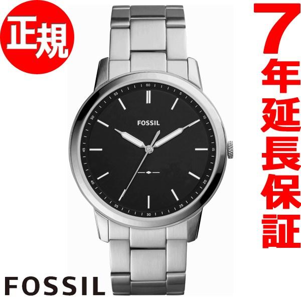 フォッシル FOSSIL 腕時計 メンズ THE MINIMALIST 3H FS5307