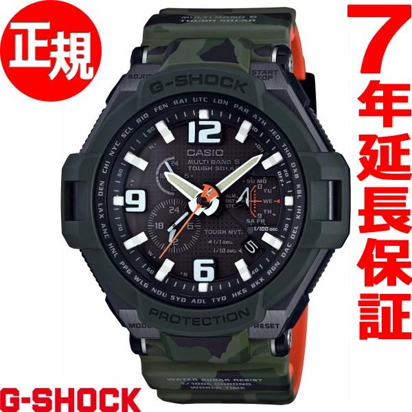 52ed576488 カシオGショックグラビティマスターCASIOG-SHOCKGRAVITYMASTERMasterinOLIVEDRAB電波ソーラー電波時計腕時計メンズ GW-