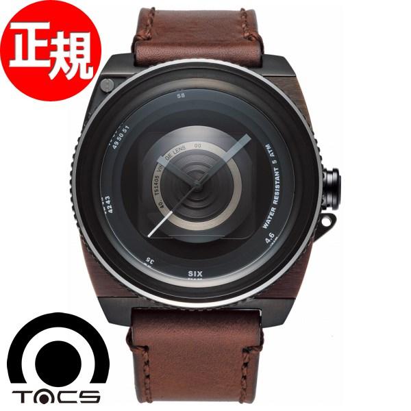 TACS タックス 腕時計 メンズ ヴィンテージレンズ VINTAGE LENS TS1405A