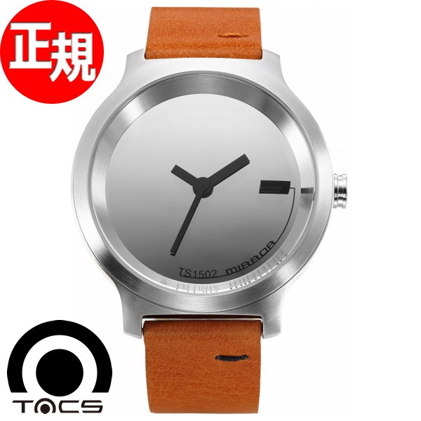 TACS タックス 腕時計 メンズ ミラー MIRROR TS1502B