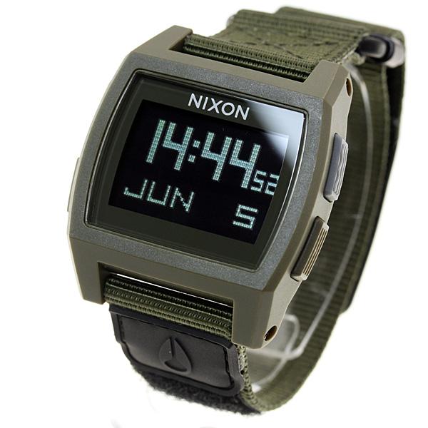 ニクソン NIXON ベースタイド ナイロン BASE TIDE NYLON 腕時計 メンズ/レディース サープラス NA11691085-00