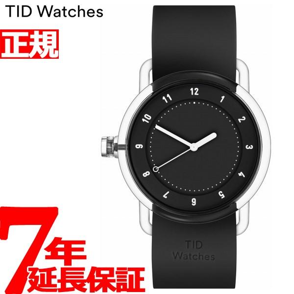 ティッドウォッチズ TID Watches 腕時計 メンズ/レディース ティッドウォッチ No.3 コレクション TID03-BK/BK