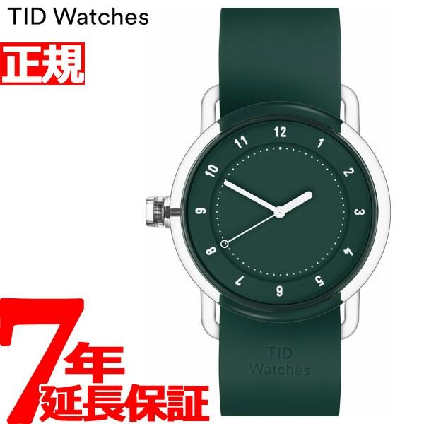 お買い物マラソンはニールがお得!今ならポイント最大33倍! ティッドウォッチズ TID Watches 腕時計 メンズ/レディース ティッドウォッチ No.3 コレクション TID03-GR/GR