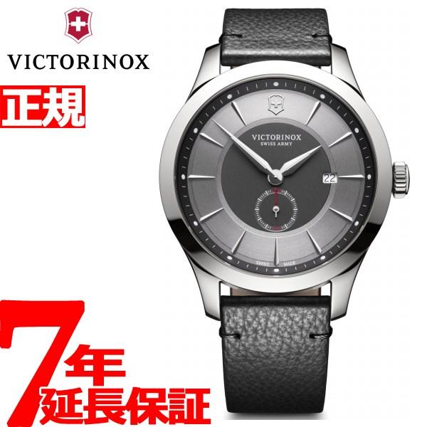 【5日0時~♪2000円OFFクーポン&店内ポイント最大51倍!5日23時59分まで】ビクトリノックス スイスアーミー VICTORINOX SWISSARMY 腕時計 メンズ アライアンス Alliance ヴィクトリノックス 241765
