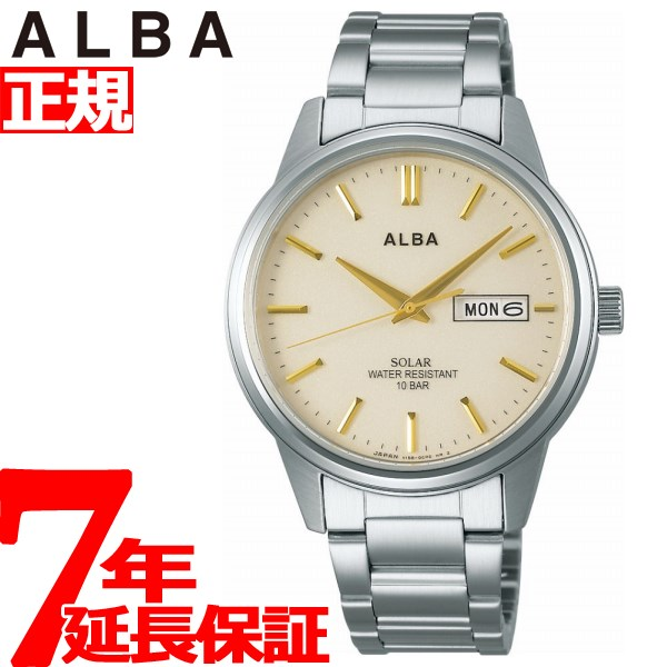 セイコー アルバ ソーラー SEIKO ALBA SOLAR 腕時計 メンズ AEFD564