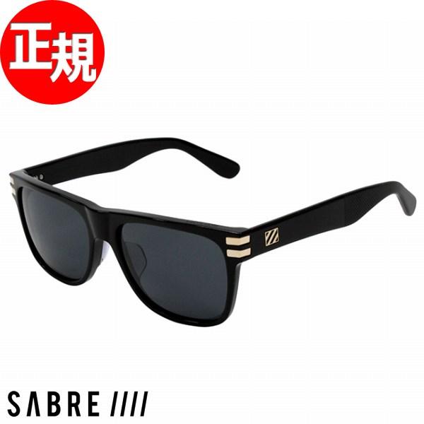 セイバー SABRE サングラス HEARTBREAKER S ハートブレイカー ブラック/グレーレンズ SV250-11J