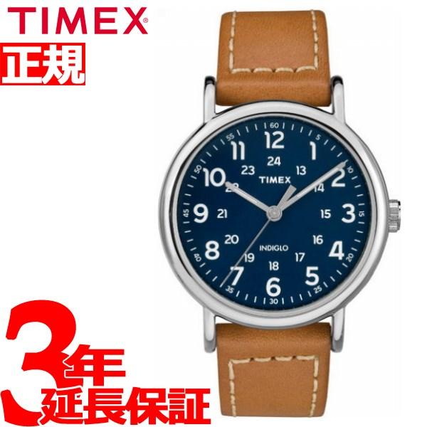 【2000円OFFクーポン&店内ポイント最大45倍!9日1時59分まで】タイメックス TIMEX ウィークエンダー WEEKENDER 40mm 腕時計 メンズ TW2R42500