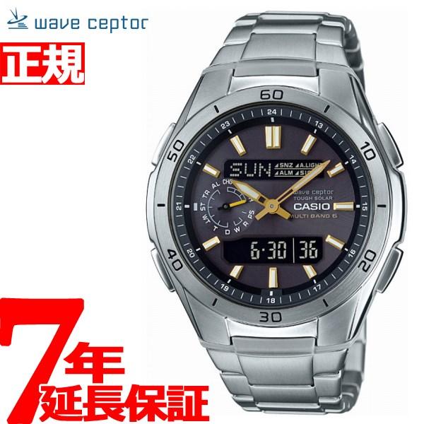 カシオ ウェーブセプター CASIO wave ceptor 電波 ソーラー 電波時計 腕時計 メンズ タフソーラー WVA-M650D-1A2JF