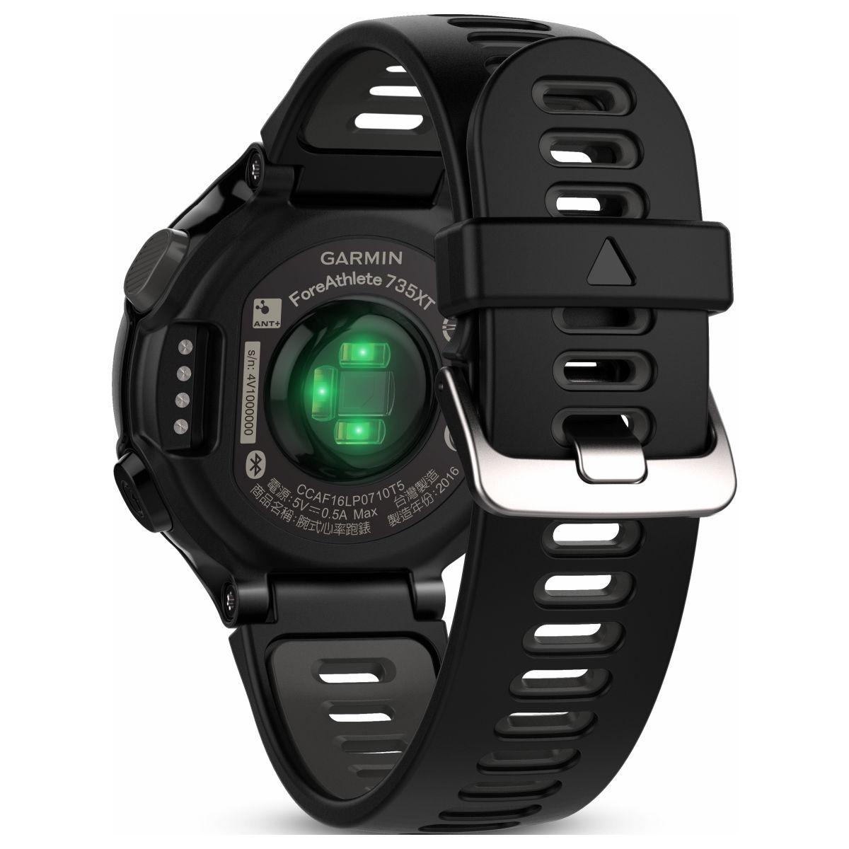 ガーミン GARMIN フォーアスリート735XTJ ForeAthlete735XTJ Black&Gray スマートウォッチ ウェアラブル端末 腕時計 メンズ レディース 010-01614-24