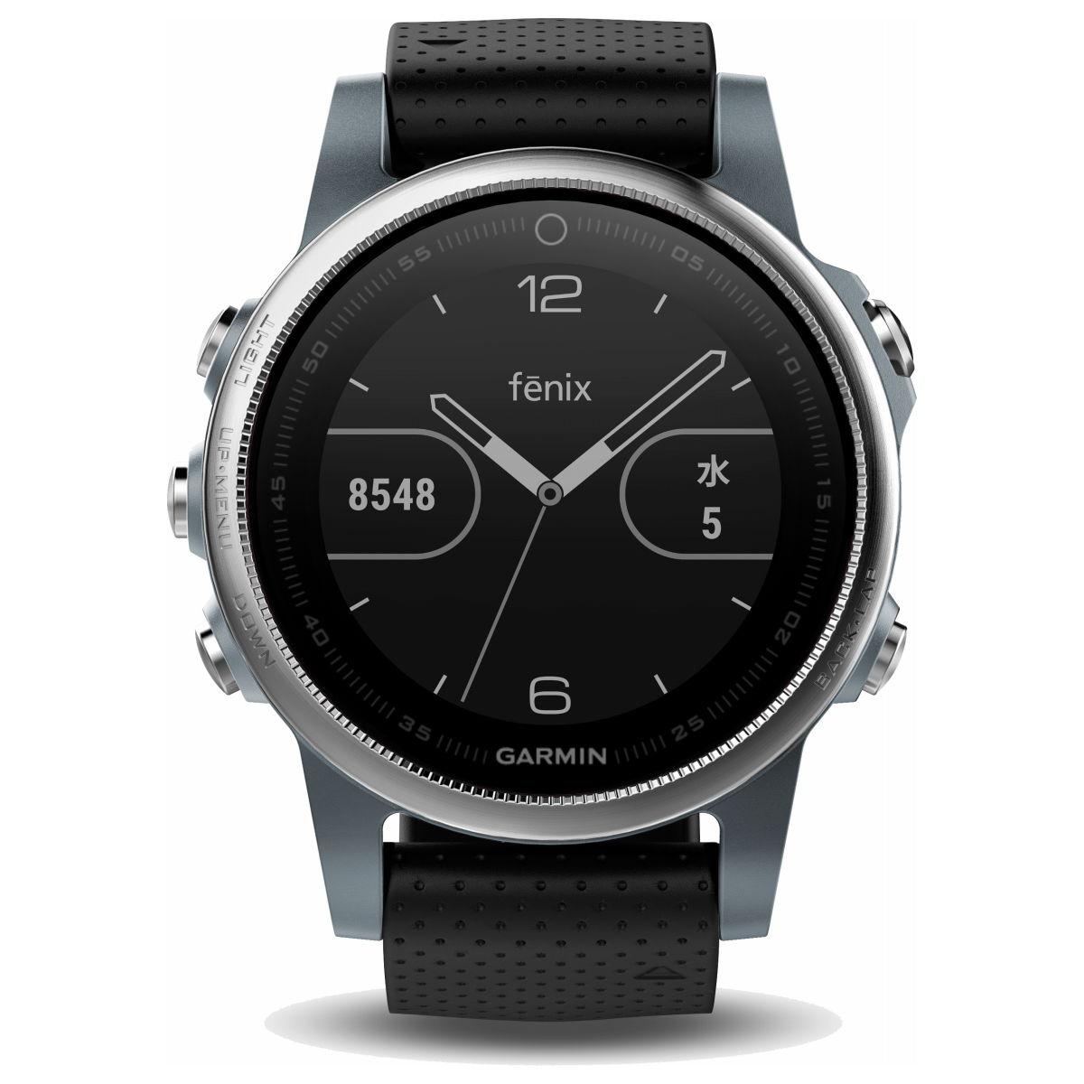 ガーミン GARMIN フェニックス 5S fenix 5S Gray スマートウォッチ ウェアラブル端末 腕時計 メンズ レディース 010-01685-35