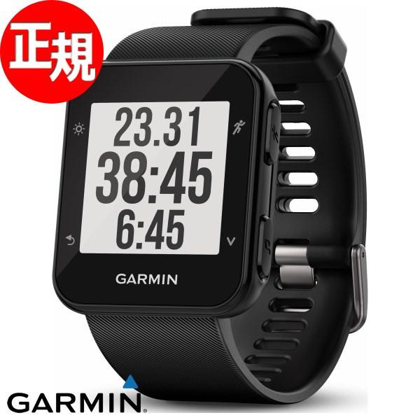 ガーミン GARMIN フォーアスリート35J ForeAthlete35J Black スマートウォッチ ウェアラブル端末 腕時計 メンズ レディース 010-01689-38
