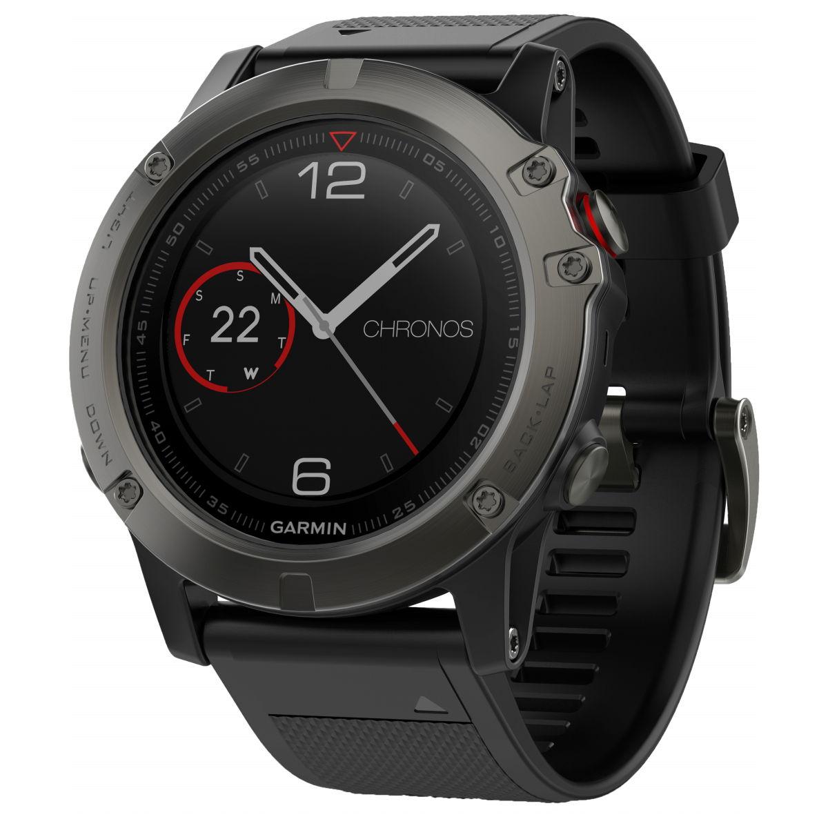 ガーミン GARMIN フェニックス 5X fenix 5X Sapphire スマートウォッチ ウェアラブル端末 腕時計 メンズ レディース 010-01733-13