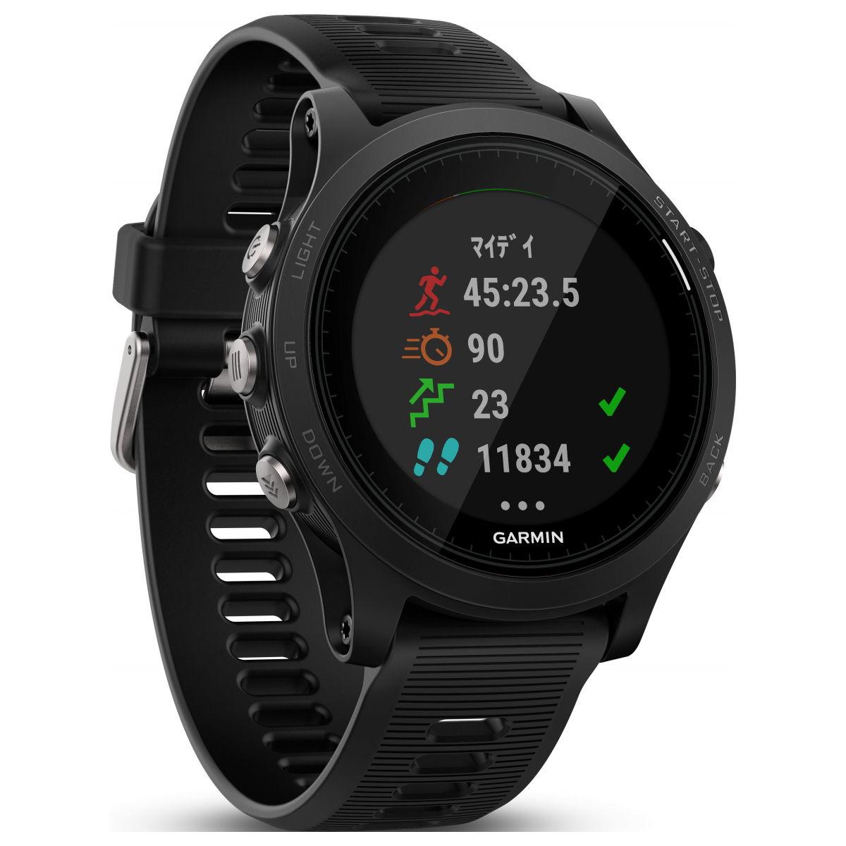 ガーミン GARMIN フォーアスリート935 ForeAthlete935 Black スマートウォッチ ウェアラブル端末 腕時計 メンズ レディース 010-01746-14