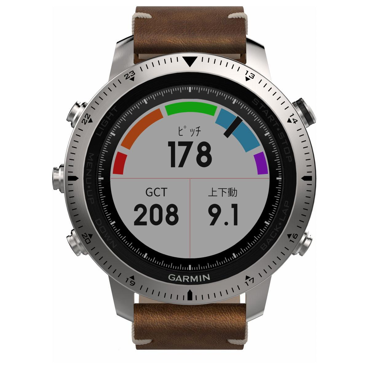 ガーミン GARMIN フェニックスJ fenix j Chronos Urban スマートウォッチ ウェアラブル端末 腕時計 メンズ レディース 010-01957-41