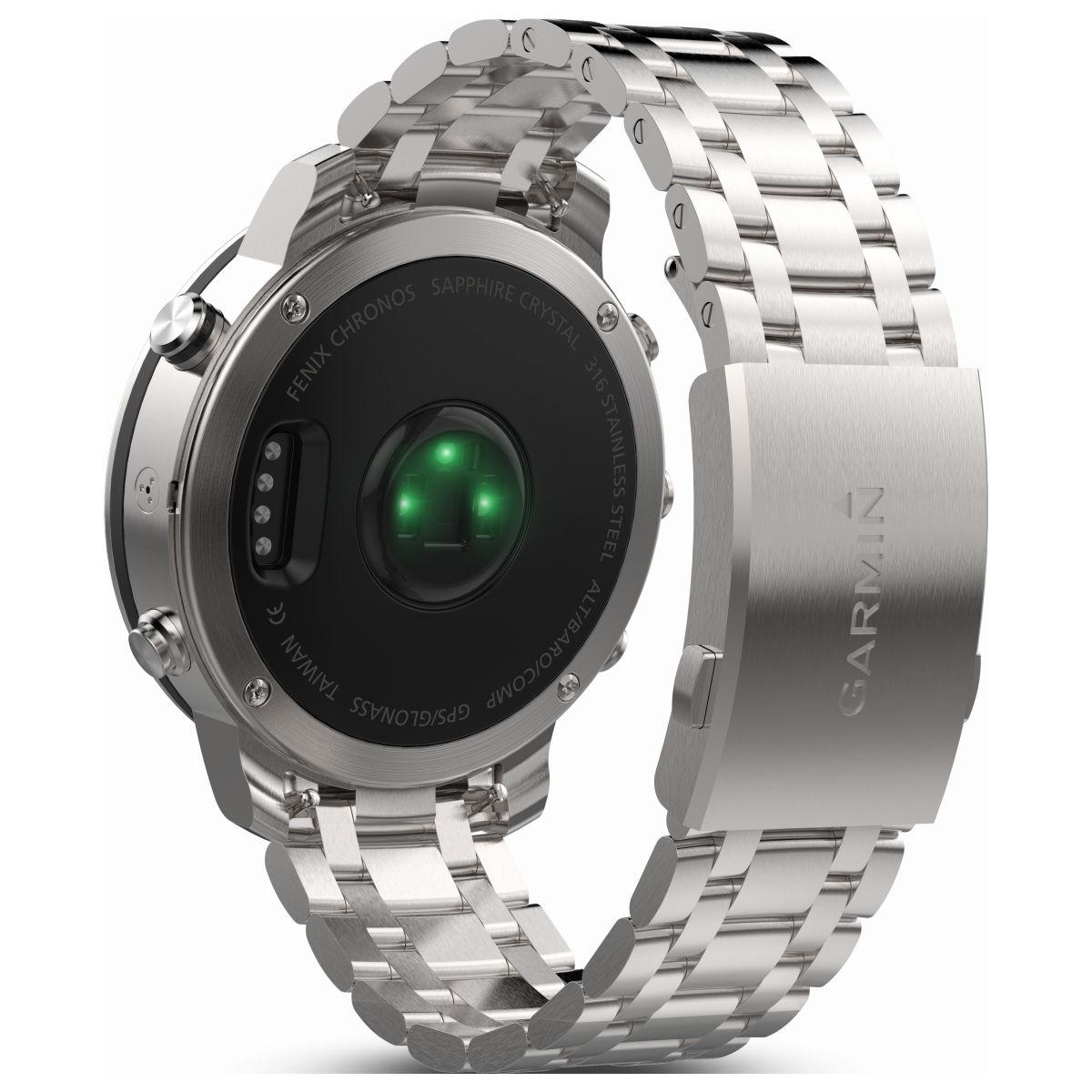 ガーミン GARMIN フェニックスJ fenix j Chronos Classic スマートウォッチ ウェアラブル端末 腕時計 メンズ レディース 010-01957-61