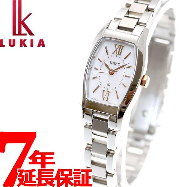 セイコー ルキア SEIKO LUKIA ソーラー 腕時計 レディース SSVR131【36回無金利】