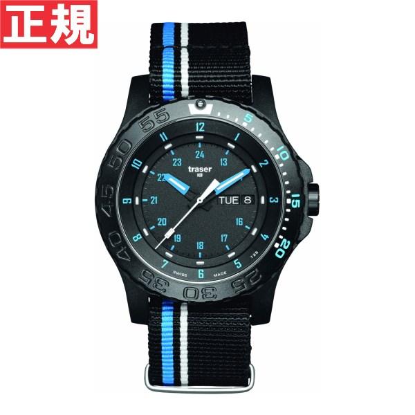 トレーサー traser 腕時計 メンズ MIL-G Blue Infinity 9031563