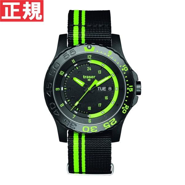 トレーサー traser 腕時計 メンズ MIL-G Green Spirit 9031564