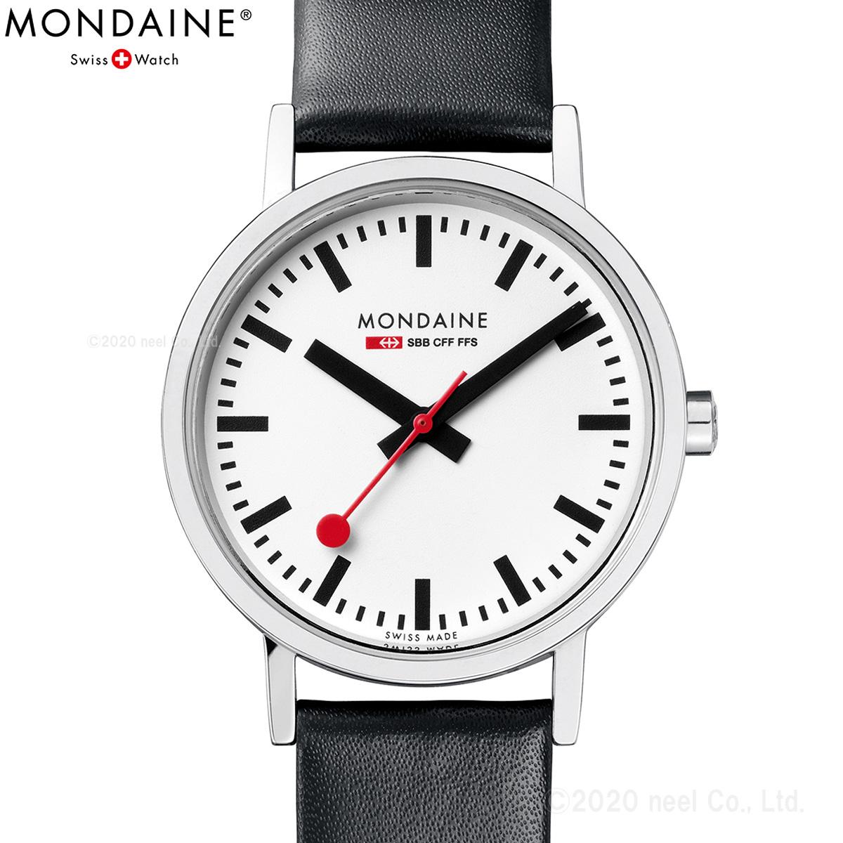 MONDAINE モンディーン 腕時計 ニュークラシック New Classic A658.30323.11SBB