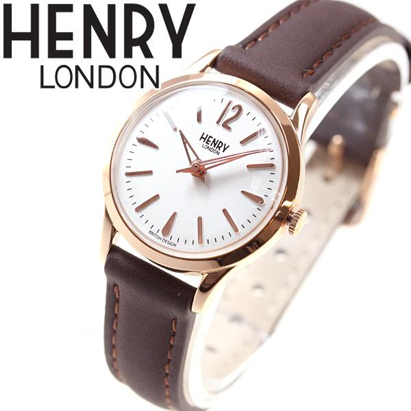 ヘンリーロンドン HENRY LONDON 腕時計 レディース RICHMOND HL25-S-0184