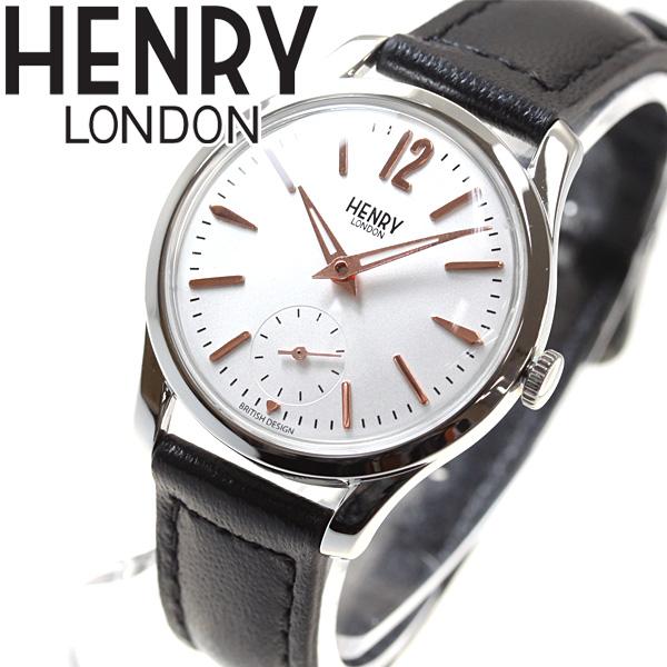 【SHOP OF THE YEAR 2018 受賞】ヘンリーロンドン HENRY LONDON 腕時計 レディース HIGHGATE HL30-US-0001