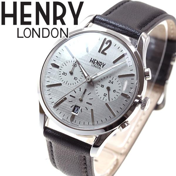 ヘンリーロンドン HENRY LONDON 腕時計 メンズ レディース PICCADILLY HL39-CS-0077