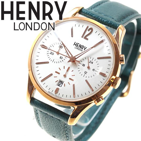ヘンリーロンドン HENRY LONDON 腕時計 メンズ レディース STRATFORD HL39-CS-0144