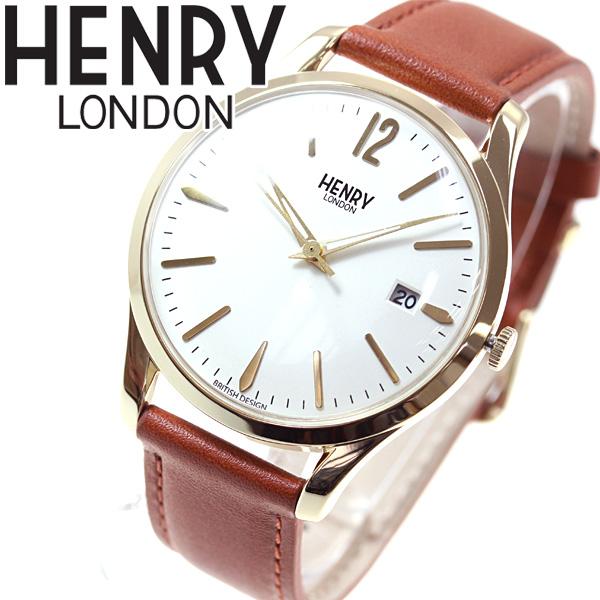 ヘンリーロンドン HENRY LONDON 腕時計 メンズ レディース WESTMINSTER HL39-S-0012
