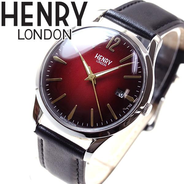 ヘンリーロンドン HENRY LONDON 腕時計 メンズ レディース CHANCERY HL39-S-0095