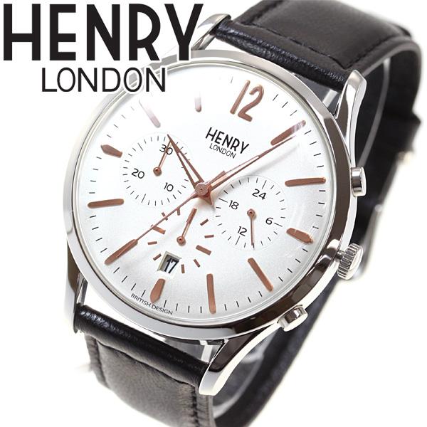 【お買い物マラソンは当店がお得♪本日20より!】ヘンリーロンドン HENRY LONDON 腕時計 メンズ レディース HIGHGATE HL41-CS-0011