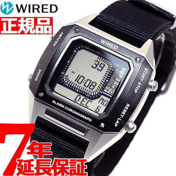 セイコー ワイアード SEIKO WIRED 腕時計 メンズ ソリディティ SOLIDITY AGAM403