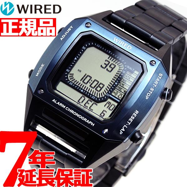 セイコー ワイアード SEIKO WIRED BASEL限定モデル 腕時計 メンズ ソリディティ SOLIDITY AGAM701