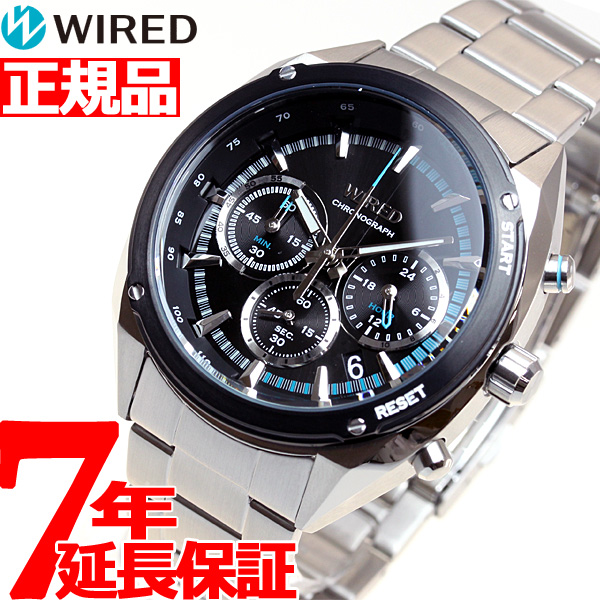 セイコー ワイアード SEIKO WIRED 腕時計 メンズ ソリディティ SOLIDITY AGAW443