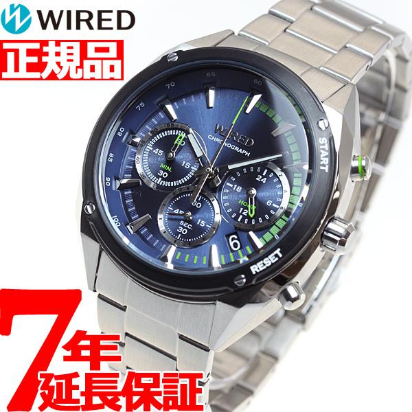 セイコー ワイアード SEIKO WIRED 腕時計 メンズ ソリディティ SOLIDITY AGAW444